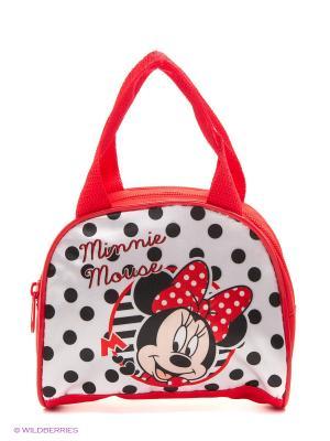 Сумка Minnie Mouse. Цвет: красный, белый