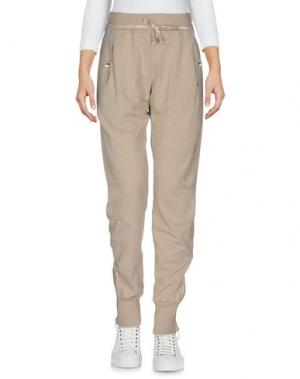 Повседневные брюки DANIELA DALLA VALLE ELISA CAVALETTI. Цвет: бежевый