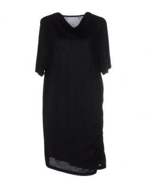Короткое платье CHOICE NICOLA PELINGA. Цвет: черный