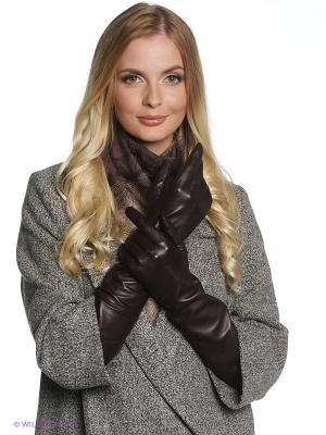 Перчатки Fabretti. Цвет: черный, темно-коричневый, оливковый