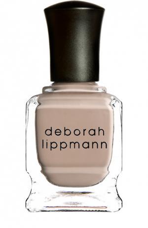 Лак для ногтей Fashion Deborah Lippmann. Цвет: бесцветный