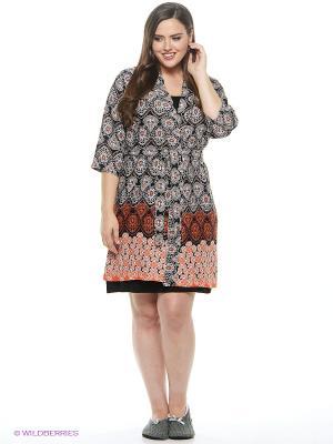 Комплект одежды CATHERINE'S. Цвет: черный, оранжевый