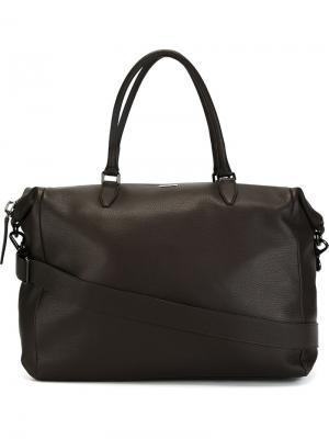 Дорожная сумка Dolce Amaro Zanellato. Цвет: коричневый