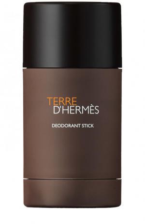 Дезодорант-стик Terre d Hermès. Цвет: бесцветный