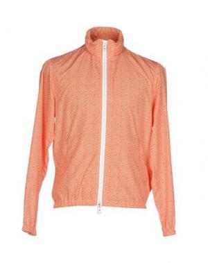Куртка KIRED. Цвет: оранжевый