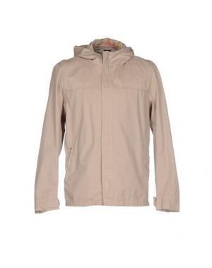 Куртка MELTIN POT. Цвет: голубиный серый