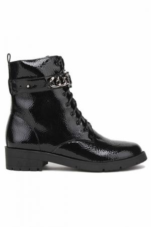 Ботинки SpringWay. Цвет: черный