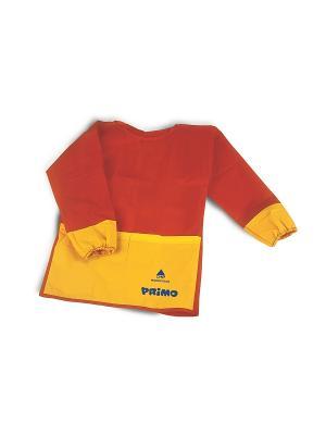 Фартук пвх, детский Primo. Цвет: красный, желтый