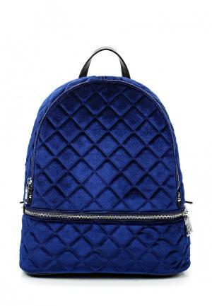 Рюкзак Velvet. Цвет: синий