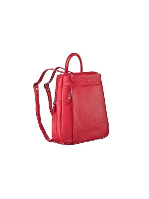 Рюкзак Dr. Koffer. Цвет: красный