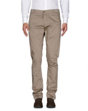Повседневные брюки PANAMA. Цвет: хаки