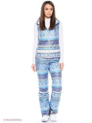 Жилет Stayer. Цвет: белый, бирюзовый, серый, голубой, фиолетовый