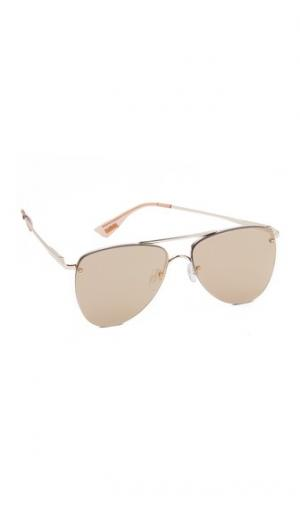 Зеркальные солнцезащитные очки Prince Le Specs