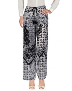 Повседневные брюки SETE DI JAIPUR. Цвет: темно-синий