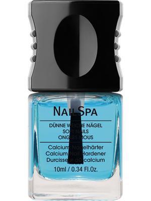 Средство для придания твердости ногтям с кальцием Calcium nail hardener alessandro. Цвет: прозрачный
