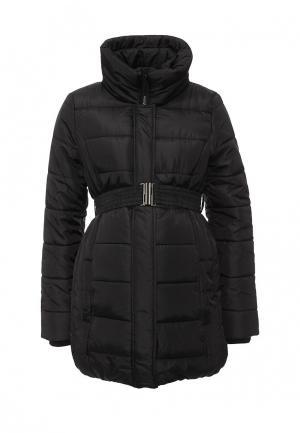 Куртка Mamalicious. Цвет: черный