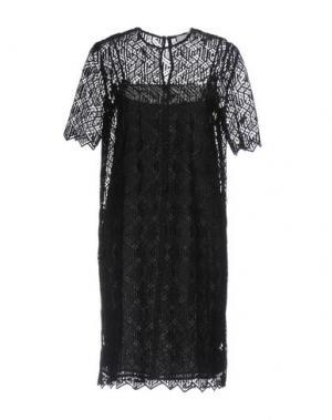 Короткое платье LALA BERLIN. Цвет: черный