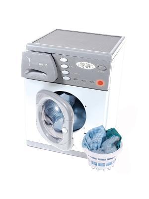 Стиральная машина Casdon (корзина и порошок для белья в комплекте). Цвет: серый