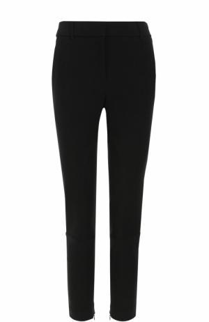 Укороченные брюки-скинни Burberry. Цвет: черный