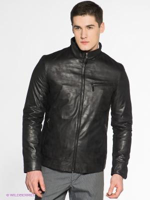 Куртка Absolutex. Цвет: черный