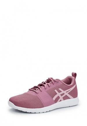 Кроссовки ASICS. Цвет: розовый
