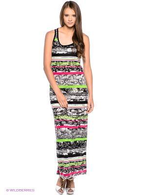 Платье SELA. Цвет: черный, светло-зеленый, бежевый, фуксия, белый