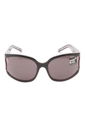 Очки солнцезащитные Montblanc. Цвет: 958