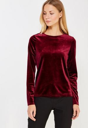 Блуза Vero Moda. Цвет: бордовый
