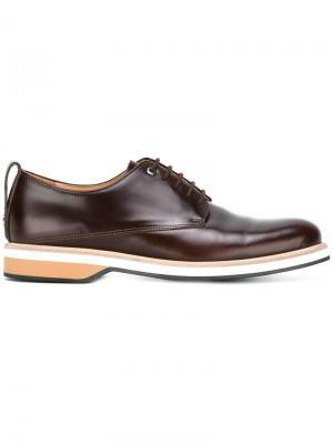 Ботинки-дерби Montoro Want Les Essentiels De La Vie. Цвет: коричневый
