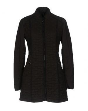 Куртка EMMA&GAIA. Цвет: темно-коричневый