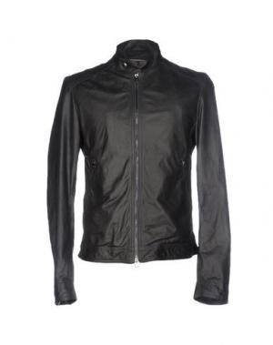 Куртка VINTAGE DE LUXE. Цвет: стальной серый