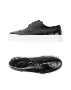 Обувь на шнурках HODRY. Цвет: черный