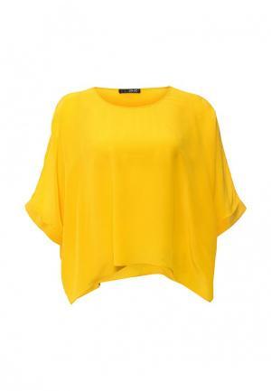 Блуза Liu Jo. Цвет: желтый
