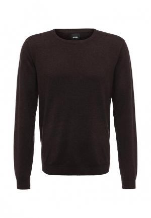 Джемпер Burton Menswear London. Цвет: коричневый