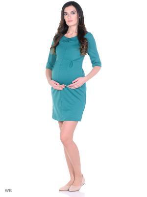 Платье трикотажное для беременных EUROMAMA