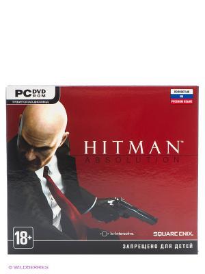 Hitman Absolution. Русская версия PC-DVD (Jewel) НД плэй. Цвет: красный, черный