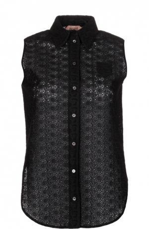 Блуза No. 21. Цвет: черный