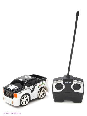 Машинка на радиоуправлении Mini, черная Blue Sea. Цвет: черный