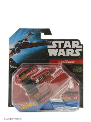 Звездолёт серии Звёздные войны Hot Wheels. Цвет: черный, оранжевый