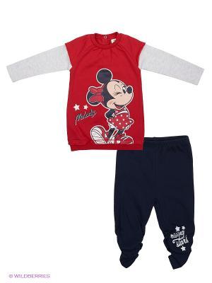 Комплект Disney. Цвет: темно-синий, красный