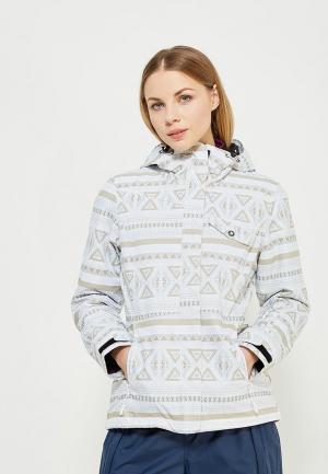 Куртка горнолыжная Icepeak. Цвет: белый