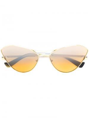 Солнцезащитные очки Fluxus Grey Ant. Цвет: металлический