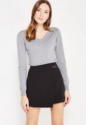 Пуловер Koralline. Цвет: серый