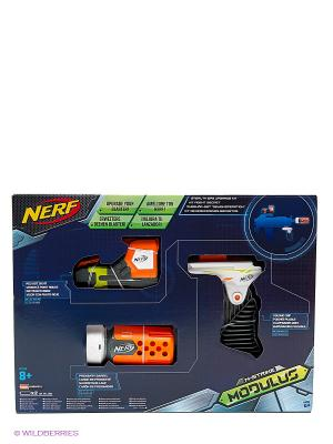 МОДУЛУС СЕТ 2: СПЕЦИАЛЬНЫЙ АГЕНТ Hasbro. Цвет: синий, зеленый, красный, оранжевый