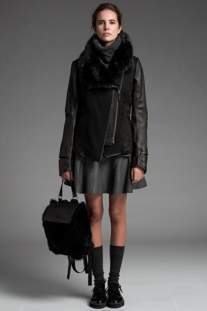 Куртка VESPUCCI BY VSP. Цвет: черный