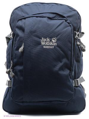 Рюкзак BERKELEY Jack Wolfskin. Цвет: темно-синий