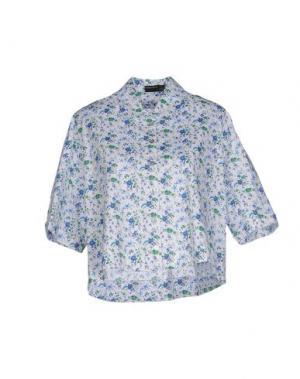 Pубашка SIMONA MARTINI. Цвет: грифельно-синий