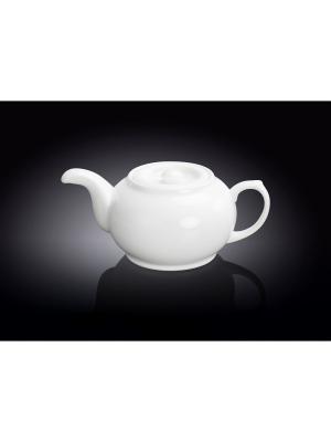 Чайник заварочный Wilmax. Цвет: белый