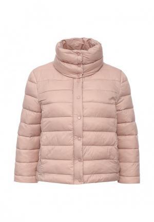 Куртка утепленная Befree. Цвет: розовый