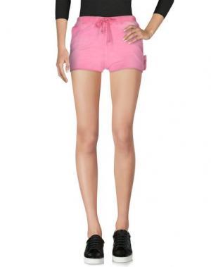 Повседневные шорты ED 2.0. Цвет: розовый